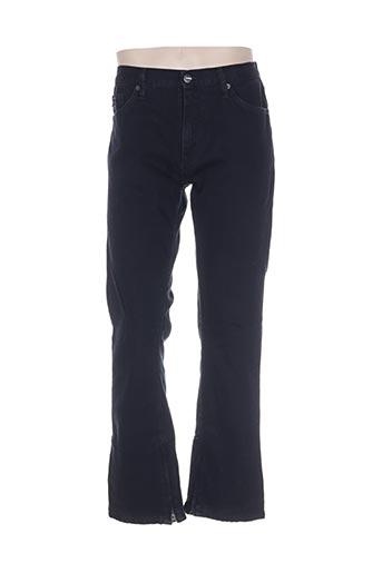 Pantalon casual noir ANALOG pour homme