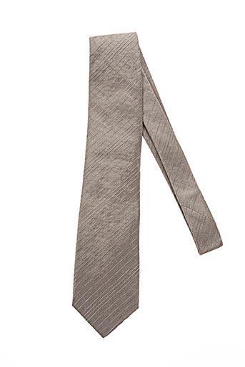 pierre clarence accessoires homme de couleur beige