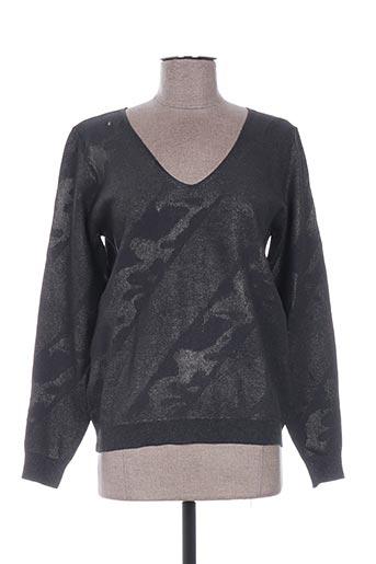 leo & ugo pulls femme de couleur gris