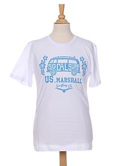 Produit-T-shirts-Fille-U.S MARSHALL
