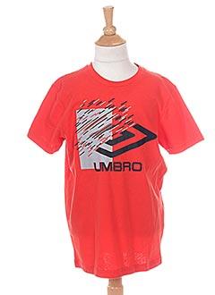 Produit-T-shirts-Garçon-UMBRO