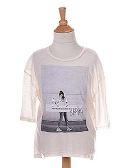 Produit-T-shirts-Fille-TEDDY SMITH