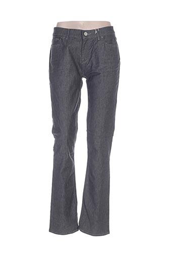 Jeans bootcut gris ADIDAS pour femme