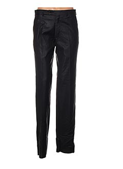 Pantalon casual noir AZZARO pour femme