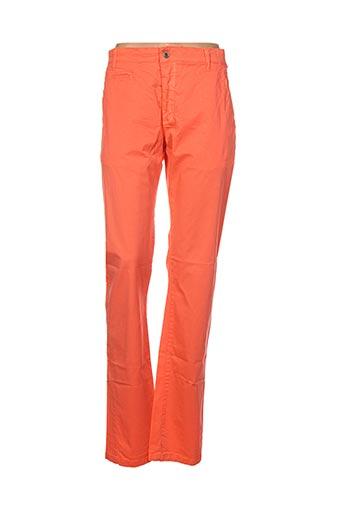 Modz Pantalones Naranja Barato Biaggio Color Venta 1233194 Casual En uTK135lFJc