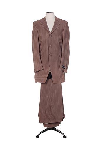 barberini costumes homme de couleur marron