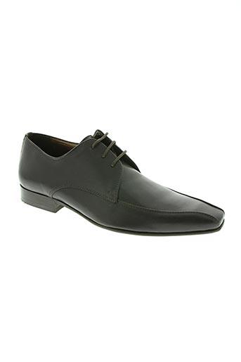 arax gazzo chaussures homme de couleur marron