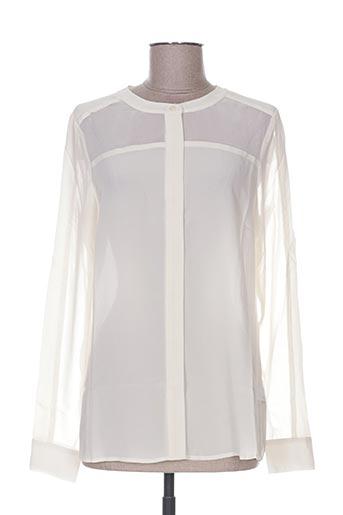 so essential chemises femme de couleur beige