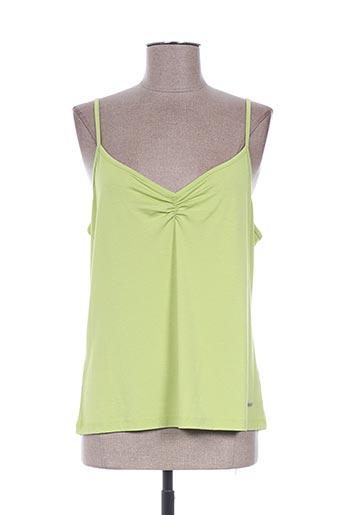 katmai chemises femme de couleur vert