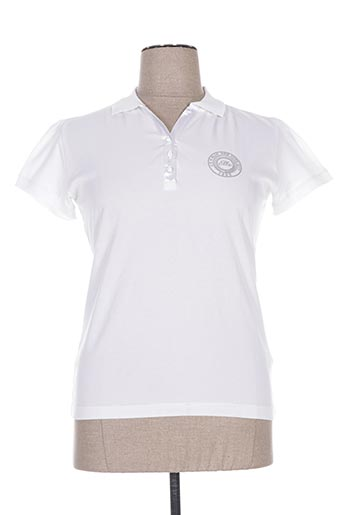 jezequel t-shirts femme de couleur blanc