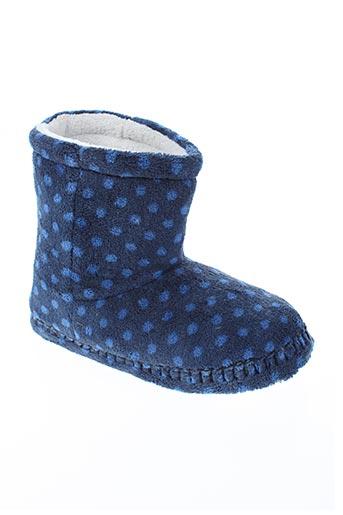 senoretta chaussures femme de couleur bleu