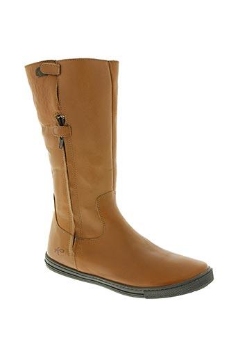 knepp chaussures femme de couleur marron