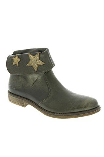 ikks chaussures femme de couleur marron