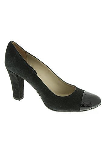 reve d'un jour chaussures femme de couleur noir