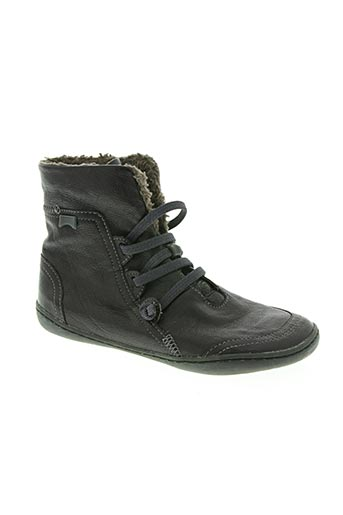 camper chaussures femme de couleur noir