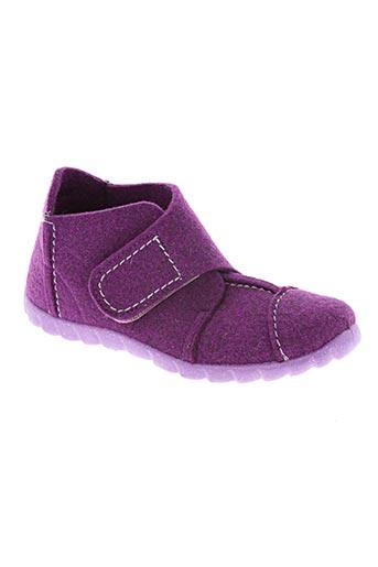 super fit chaussures enfant de couleur violet