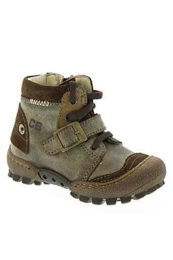 ciao bimbi chaussures garçon de couleur marron