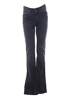Jeans bootcut noir ARMANI pour femme