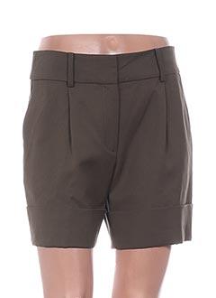 Produit-Shorts / Bermudas-Femme-CACHAREL