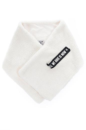 garcia accessoires femme de couleur blanc