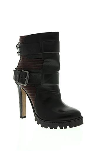 vic matie chaussures femme de couleur rouge