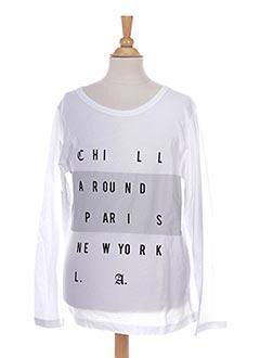 Produit-T-shirts-Garçon-CHILLAROUND