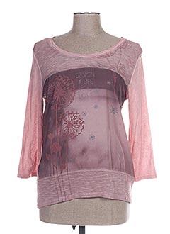 Produit-T-shirts-Femme-TOM TAILOR
