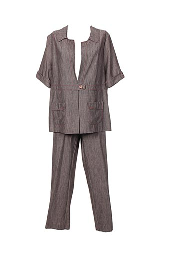 jean gabriel ensembles femme de couleur gris