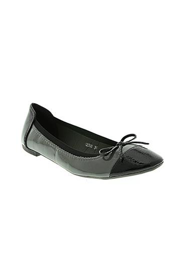 anais chaussures femme de couleur gris