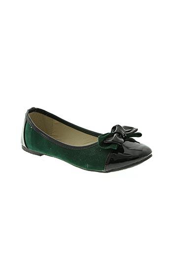 wilady chaussures femme de couleur vert