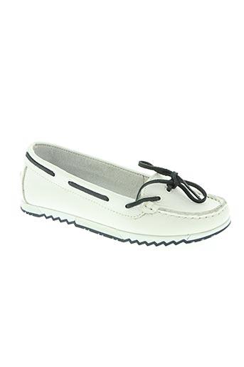cotemer chaussures femme de couleur blanc