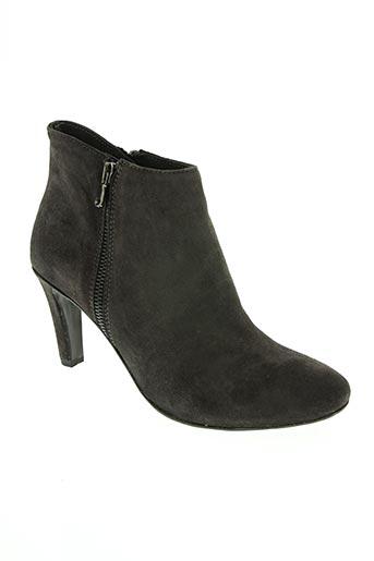 nimal chaussures femme de couleur gris