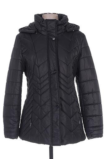 rofa fashion group manteaux femme de couleur noir