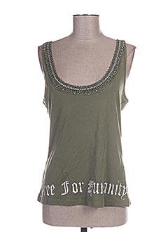 Produit-T-shirts-Femme-FREE FOR HUMANITY
