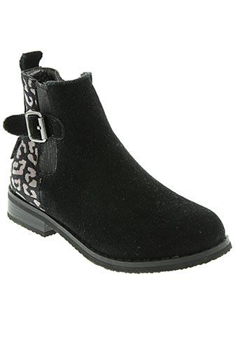 lilybellule chaussures fille de couleur noir