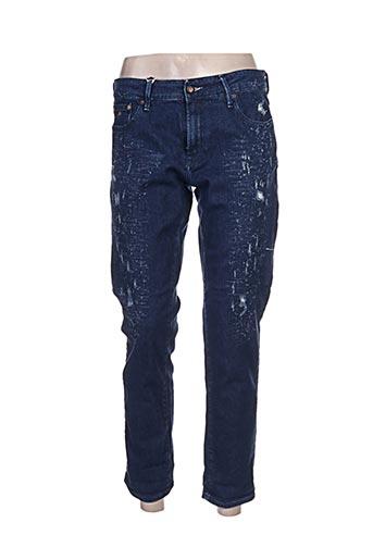 Jeans boyfriend bleu DENHAM pour femme