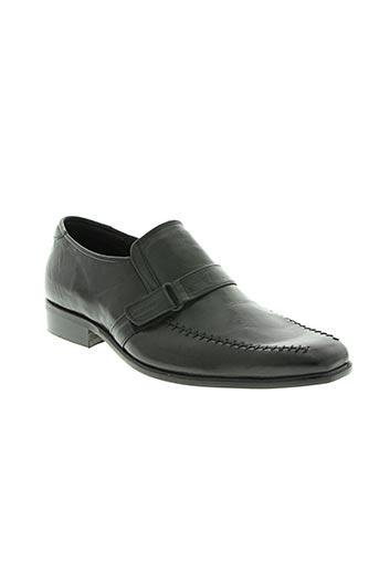 ultra jovem chaussures homme de couleur noir