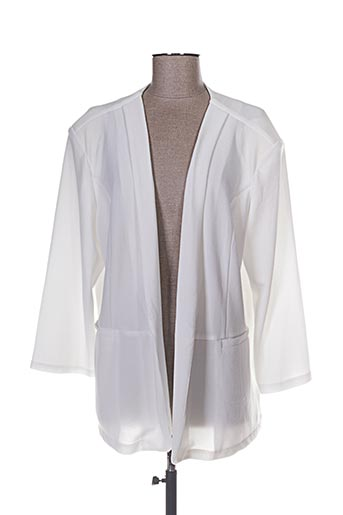 f.d joseph vestes femme de couleur blanc