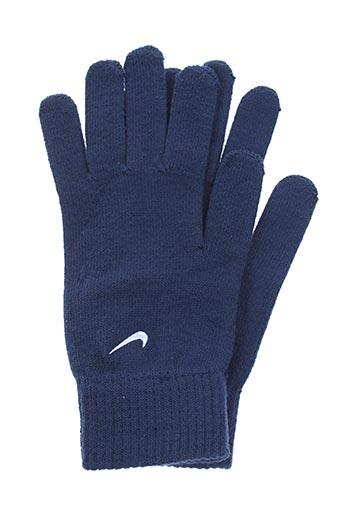 Gants De Cher Accessoires Bleu Pas 1255226 En Soldes Bleu00 Nike Couleur Modz W9HD2EI