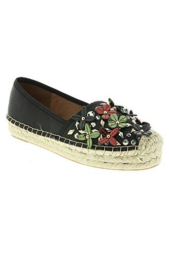 bibi lou chaussures femme de couleur noir