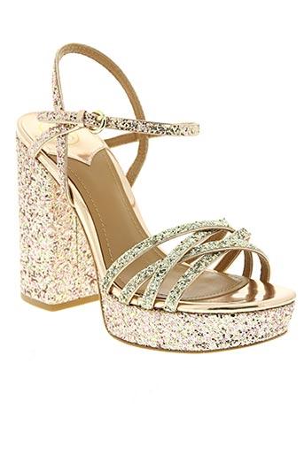 ash chaussures femme de couleur rose