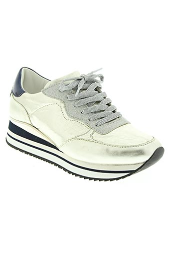 crime london chaussures femme de couleur gris