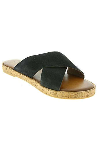inuovo chaussures femme de couleur noir