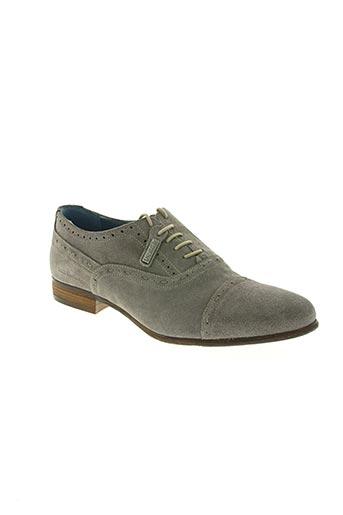 redskins chaussures homme de couleur beige