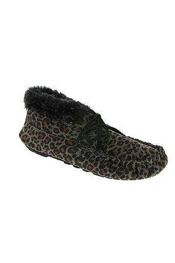 ruby brown chaussures homme de couleur gris