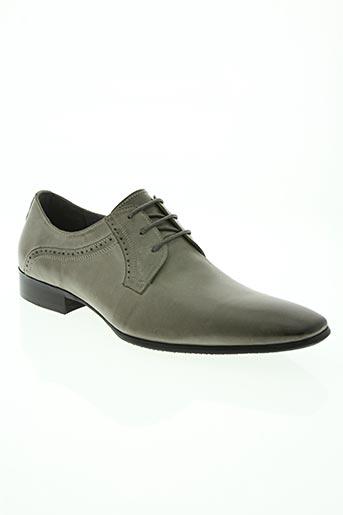 kdopa chaussures homme de couleur gris