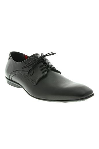 pratik chaussures homme de couleur noir