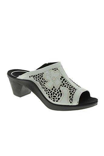 romika chaussures femme de couleur blanc