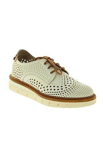 progetto chaussures femme de couleur beige