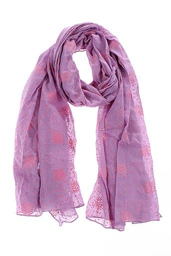 ichi accessoires femme de couleur violet